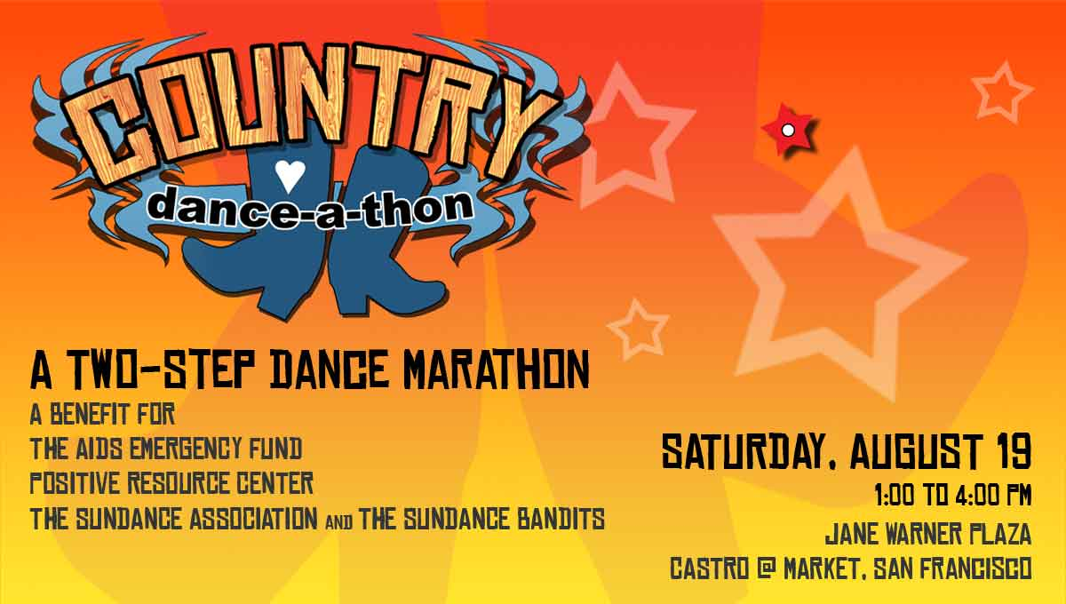 Country Dance-A-Thon