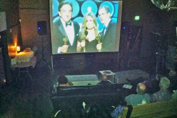 Oscar Night at Sundance Saloon